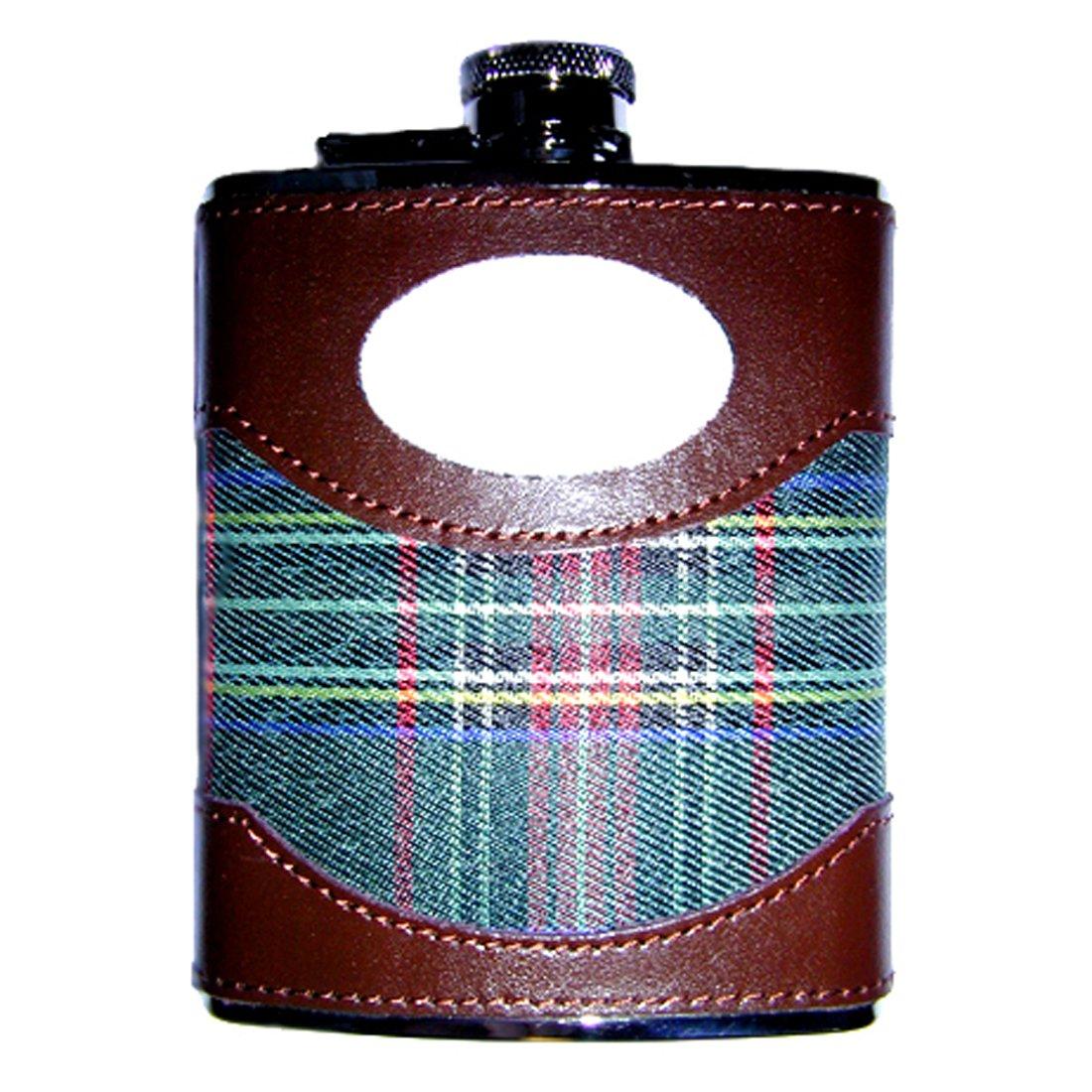 Taschenflasche / Flachmann 180ml Scotch Design