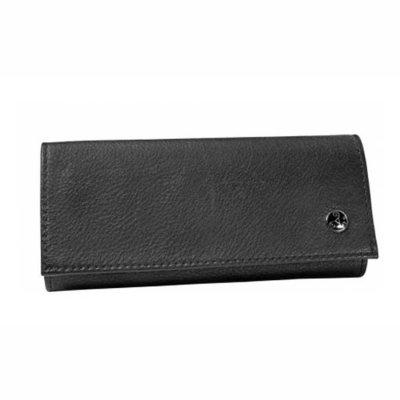Tabakbeutel / Rollbeutel Rattray´s Leder schwarz