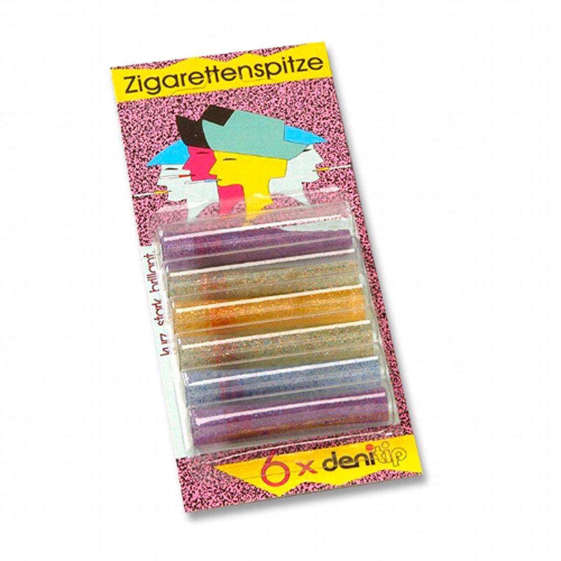 Zigarettenspitze DENICOTEA Denitip Glamour 6 Stück, Preis Stück € 0,33
