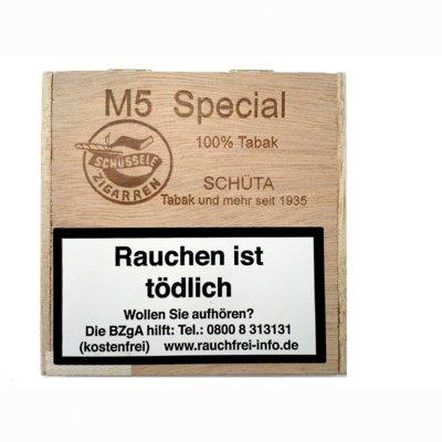 M5 Special Sumatra Cigarillo 20er-Packung