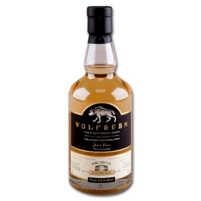 WOLFBURN Single-Malt-Whisky o.A. Jahre 46% Vol. 700ml - (Preis 1L = € 62,86)