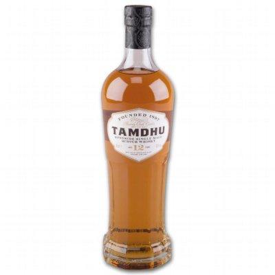 TAMDHU Single-Malt-Whisky 12 Jahre 43% Vol. 700ml - (Preis 1L = € 71,29)