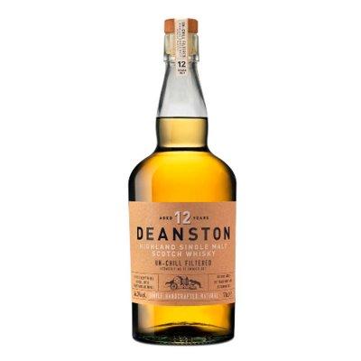 DEANSTON Single-Malt-Whisky 12 Jahre 46,3% Vol. 700ml - (Preis 1L = € 64,27)