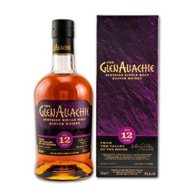 GLENALLACHIE Single-Malt-Whisky 12 Jahre 46% Vol. 700ml - (Preis 1L = € 57,13)