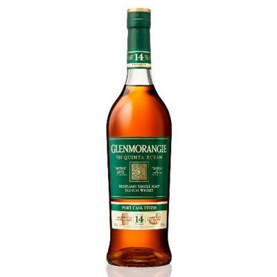 GLENMORANGIE Quinta Ruban Single-Malt-Whisky 14 Jahre 46% Vol. 700ml - (Preis 1L = € 85,70)