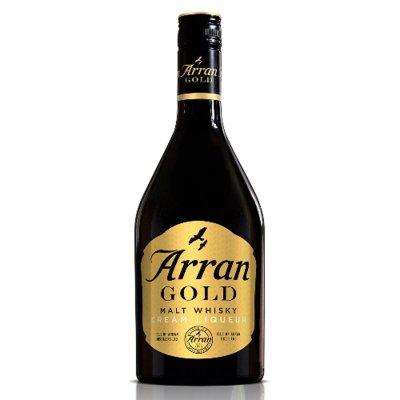 Whiskylikör ARRAN Gold Cream 17% Vol. 700ml