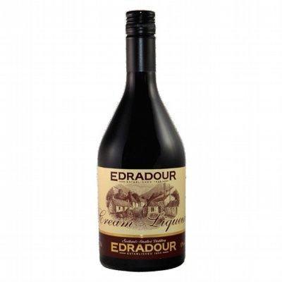 Whiskylikör EDRADOUR Cream 17% Vol. 700ml