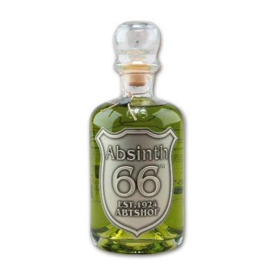 Absinth 66 Classic 66% Vol. 0,5l-Flasche