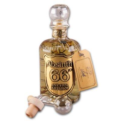 Absinth 66 Golden Edition 69% Vol. 0,5l-Flasche