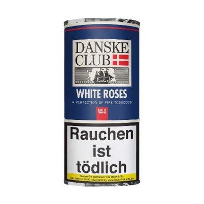 Pfeifentabak DANSKE CLUB White Roses 50g